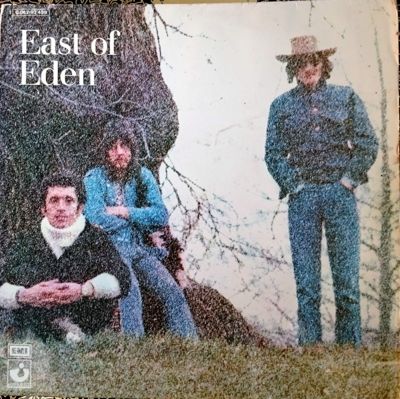 East Of Eden ‎– East Of Eden